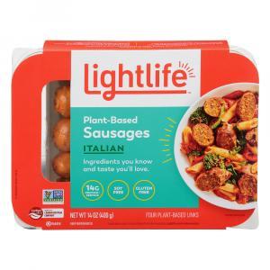 Lightlife Plant Based Italian Sausage