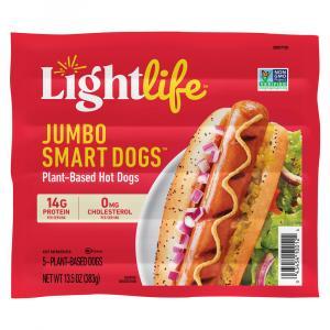 Lightlife Smart Deli Jumbo Franks