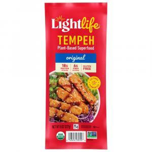 Lightlife Organic Original Tempeh