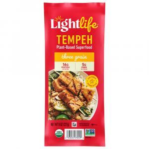 Lightlife Organic 3-Grain Tempeh