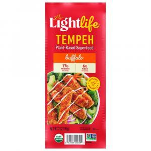 Lightlife Organic Buffalo Tempeh