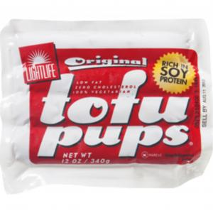 Lightlife Tofu Pups