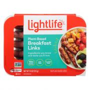 Lightlife Plant Based Breakfast Sausage Links
