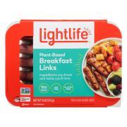 Lightlife Plant-Based Breakfast Sausage Links