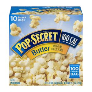 Pop Secret 100 Calorie Butter Popcorn