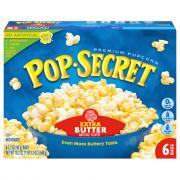 Pop Secret Extra Butter Popcorn