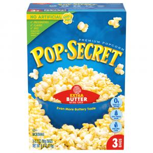 Pop Secret Extra Butter Popcorn
