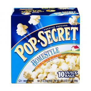 Pop Secret Homestyle Snack Size Popcorn