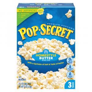 Pop Secret Homestyle Popcorn