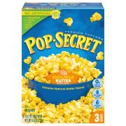 Pop Secret Double Butter Popcorn