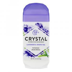 Crystal Lavender & White Tea Natural Deordorant