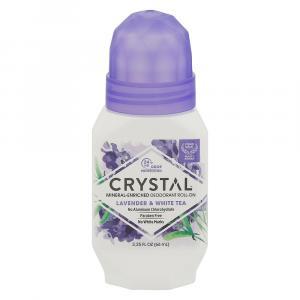 Crystal Essence Lavender & White Tea Roll-On