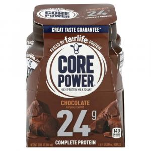 Core Power Chocolate Milkshake