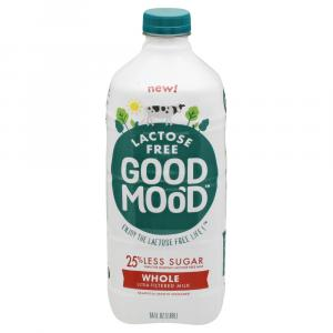Good Moo'd Lactose Free Whole Milk
