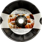 Non-Stick Fluted Cake Pan