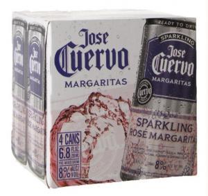 Jose Cuervo Sparkling Rose Margarita
