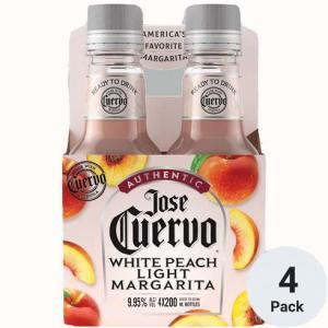 Jose Cuervo White Peach Light Margarita