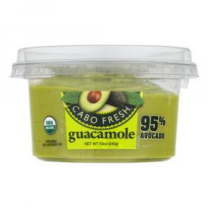 Cabo Organic Guacamole