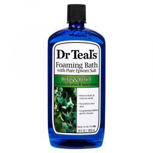Dr. Teal's Foaming Bath with Eucalyptus & Spearmint