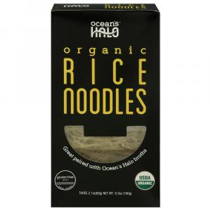 Ocean's Halo Organic Rice Noodles