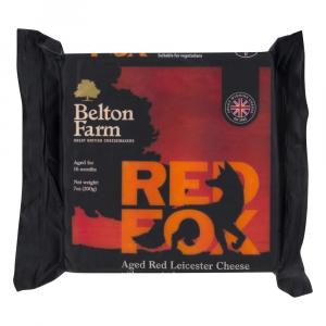 Belton Farm Red Fox Aged Leicester Cheese
