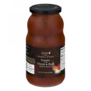 Fior Fiore Tomato with Onion & Basil Pasta Sauce