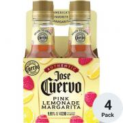 Jose Cuervo Pink Lemonade Margarita