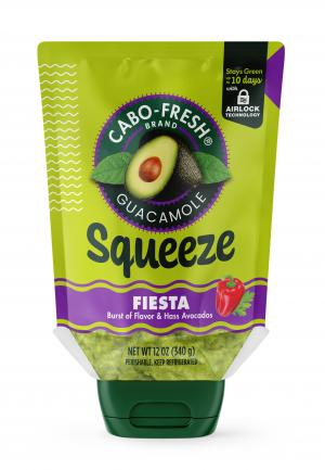 Cabo Fresh Fiesta Guacamole Squeeze