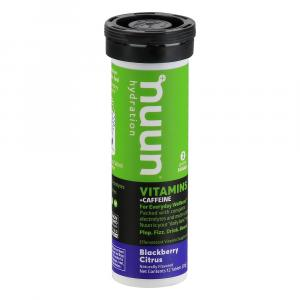 Nuun Blackberry Citrus Hydration Tablets With Caffeine