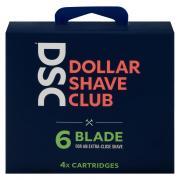 Dollar Shave Club 6-Blade Cartridges