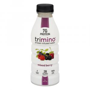 Trimino Mixed Berry Protein Infused Water
