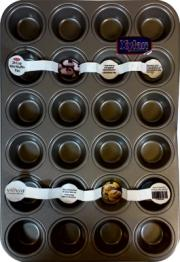 24-Mini Muffin Heavy Duty Pan