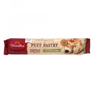 Wewalka Authentic Puff Pastry Dough Flaky & Layered
