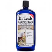 Dr Teal's Foaming Bath with Pure Epsom Salt Coconut Oil
