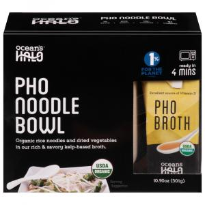 Ocean's Halo Organic Pho Noodle Bowl