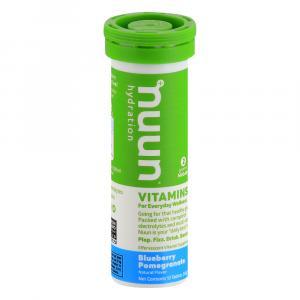 Nuun Blueberry Pomegranate Hydration Tablets