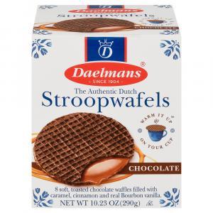 Daelman's Chocolate-Caramel Stroopwafels