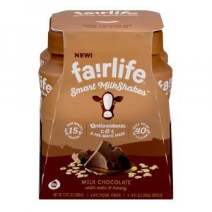 Fairlife Smart Milkshake Chocolate