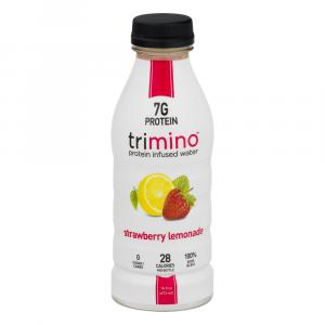 Trimino Strawberry Lemonade Protein Infused Water