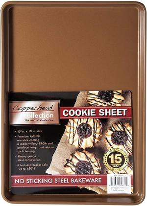Cooperhead Collection Cookie Sheet 15 Inch