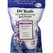 Dr Teal's Lavender Ultra Moisturizing Bath Bombs