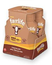 Fairlife Superkids Chocolate Milk