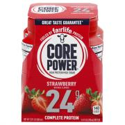 Core Power Strawberry Milkshake