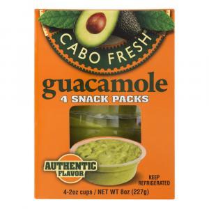 Cabo Fresh Authentic Guacamole Singles