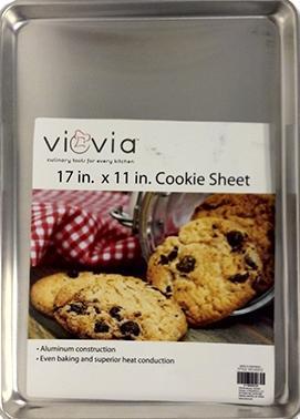 """11"""" X 17"""" Aluminum Cookie Sheet"""
