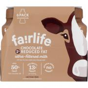 FairLife Shelf Stable Chocolate Milk