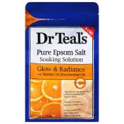 Dr Teal's Pure Epsom Salt Soaking Solution Glow & Radiance