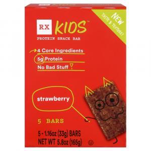 RX Kids Protein Snack Bar Strawberry