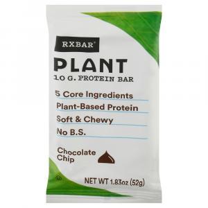 RX Bar Plant Chocolate Chip