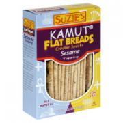 Suzie's Sesame Kamut Flatbread